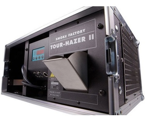 Хейзер Smoke Factory tour hazer 2 <br>SMOKE FACTORY TOUR HAZER 2